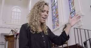 Come Thou Long Expected Jesus - video image