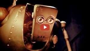 Bibo the robot